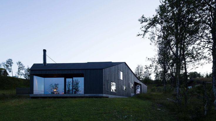 Gallery of Cabin Geilo / Lund Hagem Architects - 12