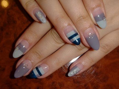 nail: Nails Art, The Beautiful Department, Shape Nails, Nails Design, Hair Nails Makeup, Nails Shape, The Beauty Department, Prefer Nails, Nails Obsession