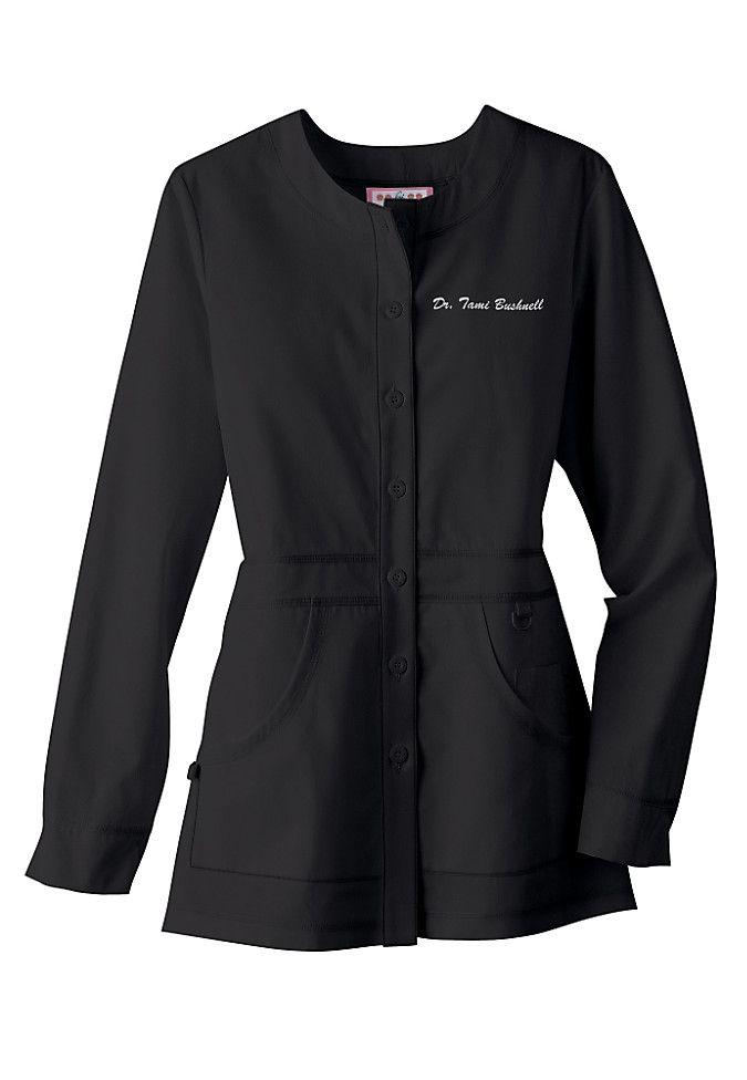 Koi Olivia lab jacket. Main Image
