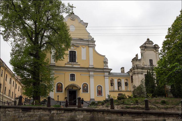 Kościół św.Mikołaja trynitarzy .Lwów