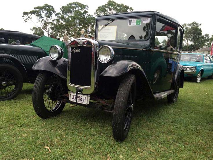 07 Parramatta CARnivale, showcasing vintage motors