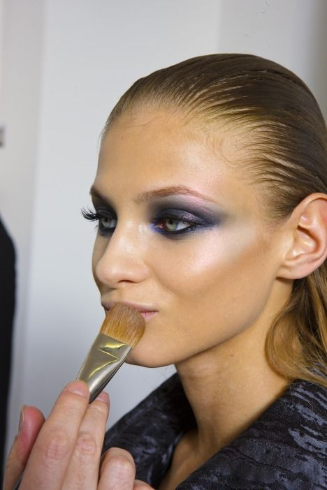 Pat Mcgrath S Best Runway Looks: Another Beautiful Smoky Eye From Pat McGrath