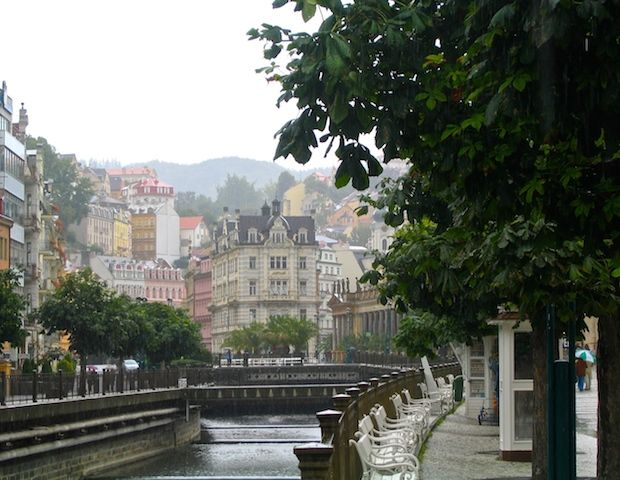 Karlovy Vary Czech spa town Top European Destinations you should see