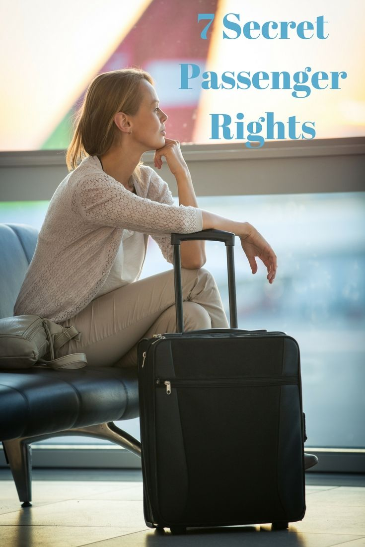 We already feel like airlines are screwing us enough. Add long delays, overbooked flights, lost bags, and it turns into hell on runway. But there's a silver lining, if you know what to ask for. Here are seven ways to get even.