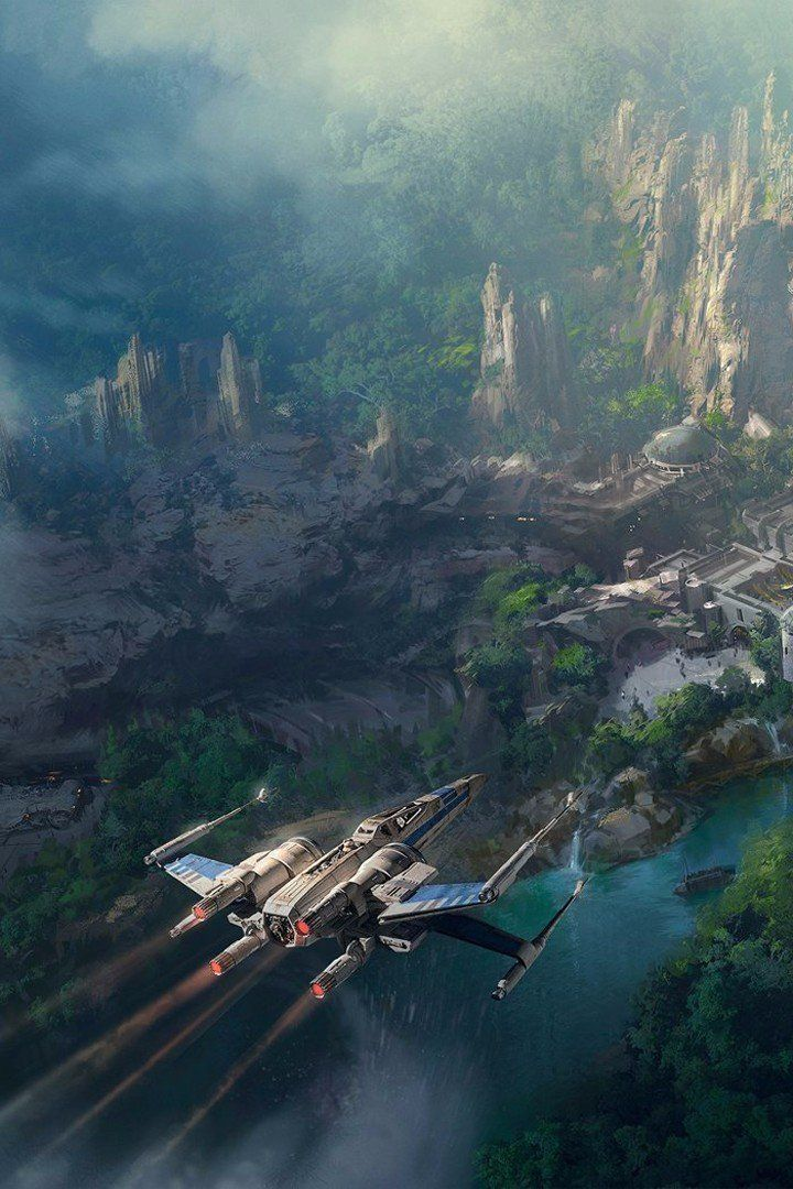 OMG, Star Wars Land Has an Official Opening Date – #Date #Land #Official #OMG #O…