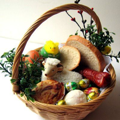Image Detail For Traditional Polish Easter Basket For