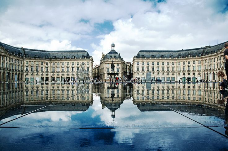 Where is Bordeaux? Bordeaux is a Euro 2016 host city in the south west of France, a thriving French city popular with tourists around the world. (READ MORE)