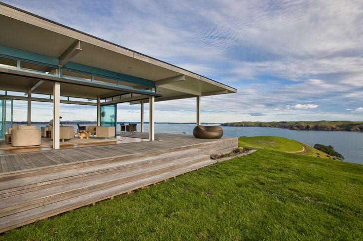 Private home available through Waiheke Island Weddings and Events - Rakino Island