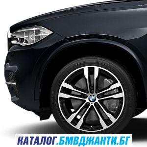 Оригинална Джанта BMW Double Spoke Style 468 M – 20″