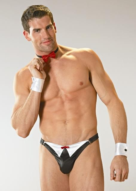 Hunk In A Tiny Tuxedo Speedo Tuxedos Vs Speedos Male