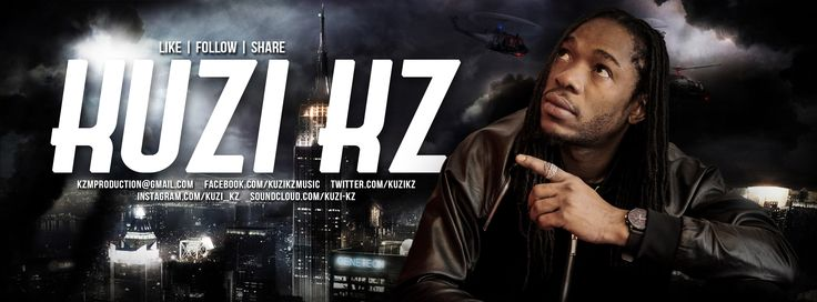Kuzi Kz Promo Fb cover design