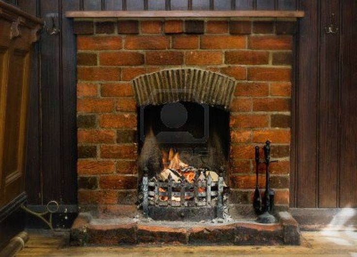 13049567 Old Brick Fireplace Burning 1 200 867