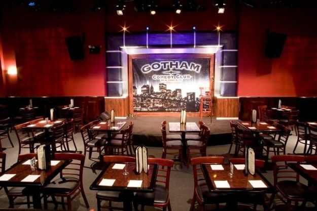 Therapy via laughter at Gotham Comedy Club. | Where: 208 W. 23rd St., Chelsea What: Gotham Comedy Club opened in 1996 and has since been treating New Yorkers and visitors to great sets from acts like Dave Chapelle.18 Amazing Things In NYC That Will Give Your Friends FOMO
