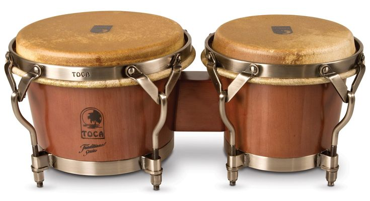 Bongo Drums are a percussion instrument made from two different size bongo drums attached to each other. Description from celebritypixx.info. I searched for this on bing.com/images