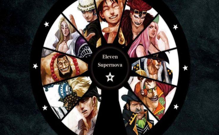 Supernovas One Piece HD Wallpaper