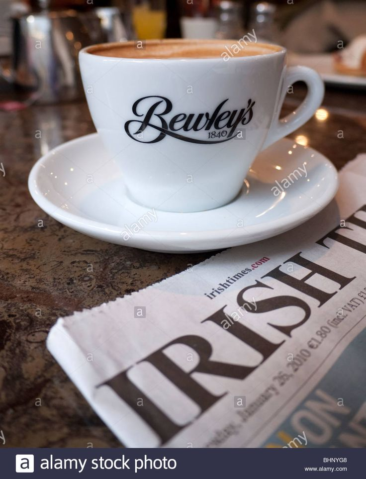 Bewley's Cafe on Grafton Street, Dublin, Ireland. ڰۣ✿ Bewley's is an international company, founded in 1840.