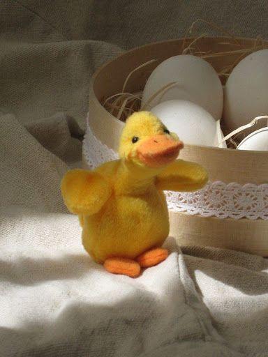 Free Duck Pattern 1/2