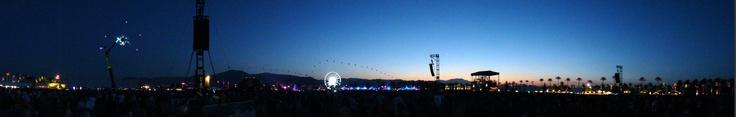 Coachella 2012: Life, Coachella 2012