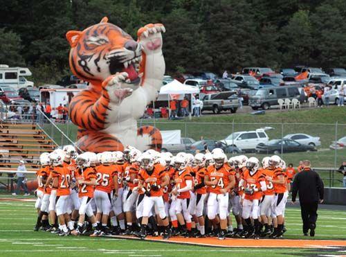 massillon tigers football   Akron Garfield