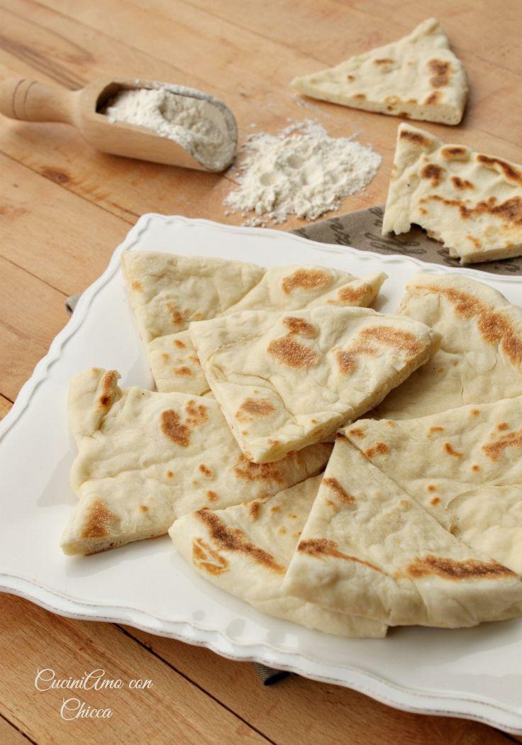 Pane Arabo |CuciniAmo con Chicca