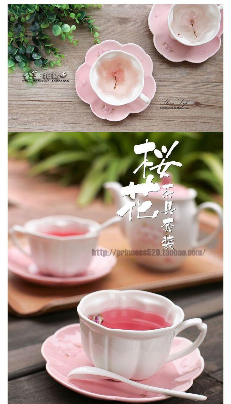 Таобао Тайвань и сакуры в японском стиле послеобеденный чай устанавливает керамической чашки кофе и блюдце чайник свадебный подарок на день рождения подарок благосклонности фотографии, цены, международные транспортные расходы и другие подробная информация о продукте, и рекомендовала больше предложений посуда продукты: и цветение сакуры в японском стиле послеобеденный чай устанавливает керамической чашки кофе и блюдце чайник комплект свадебный подарок на день рождения подарок благосклонности…