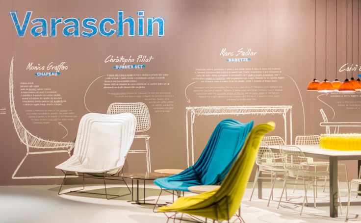 Varaschin, Milan Design Week 2014