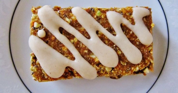 Nyers tökös energia szelet, Raw Pumpkin Spice Energy Bars#nyers#édesség
