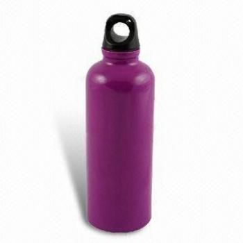Purple Rock Climbing Water Bottles