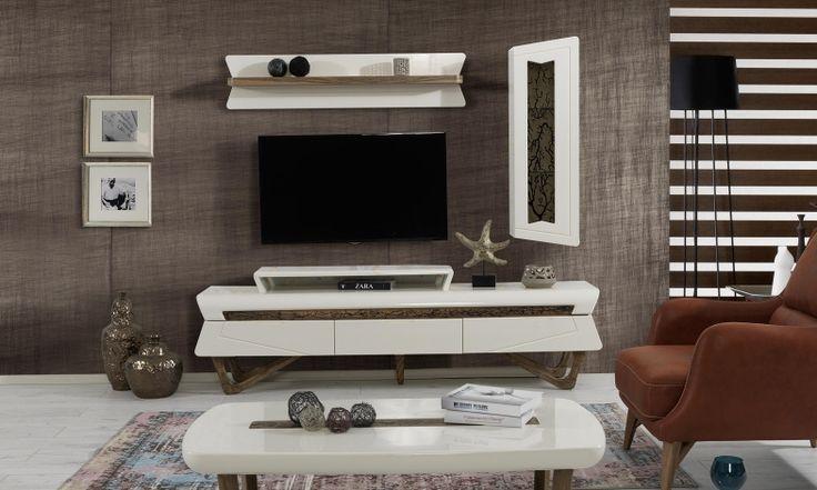 Miray TV Ünitesi Tarz Mobilya   Evinizin Yeni Tarzı '' O '' www.tarzmobilya.com ☎ 0216 443 0 445 Whatsapp:+90 532 722 47 57 #tvünitesi #tvunit #tarz #tarzmobilya #mobilya #mobilyatarz #furniture #interior #home #ev #dekorasyon #şık #işlevsel #sağlam #tasarım #tvunitesi #livingroom #salon #dizayn #modern #photooftheday #istanbul #tv #design #style #interior #mobilyadekorasyon #modern