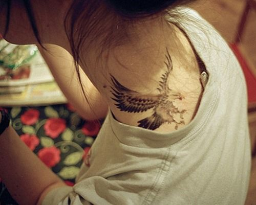20 Amazing Eagle Tattoo Designs (13)