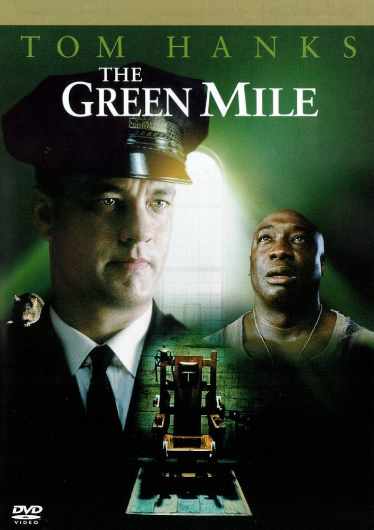 100 Greatest Films AFI posters | Sika's 100 Greatest Movies of All Time! 70. The Green Mile (2000 ...