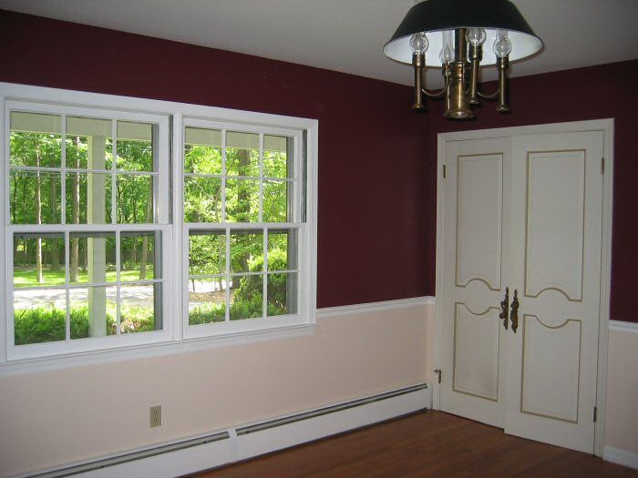 10 best ideas about chair rail molding on pinterest bead board walls painted wainscoting and. Black Bedroom Furniture Sets. Home Design Ideas