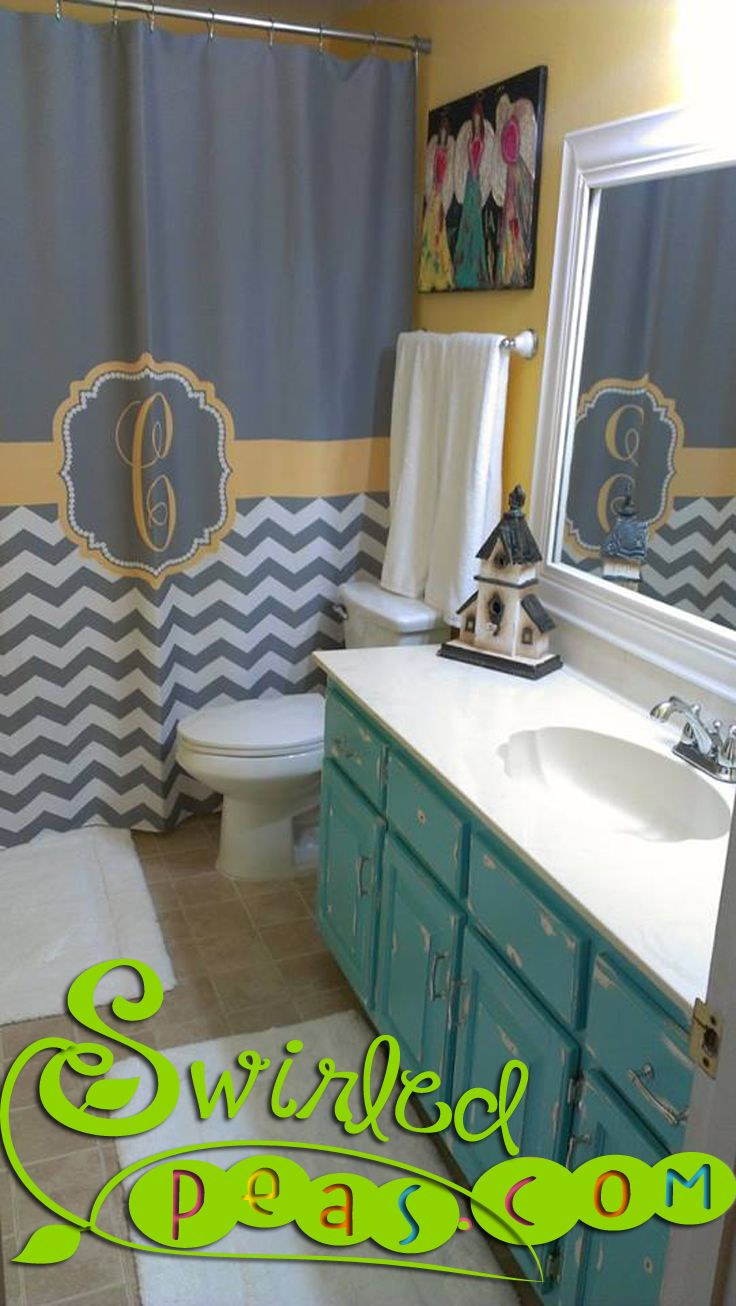 85 best Swirled Peas Shower Curtains images on Pinterest ...