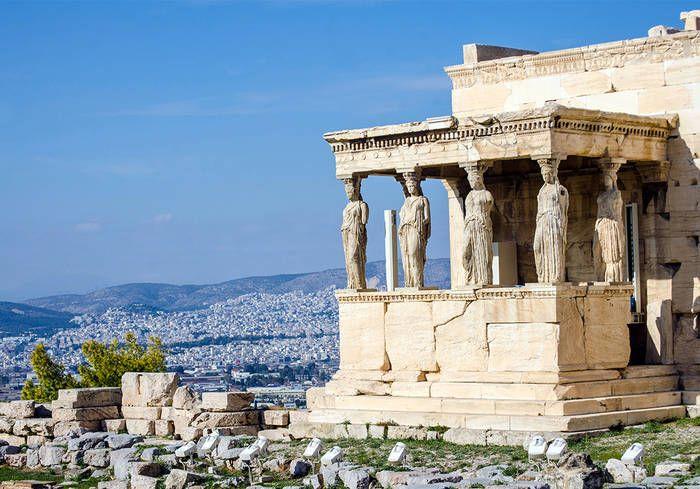 La Grèce - 10 destinations idéales où se rendre avec vos kids - Elle