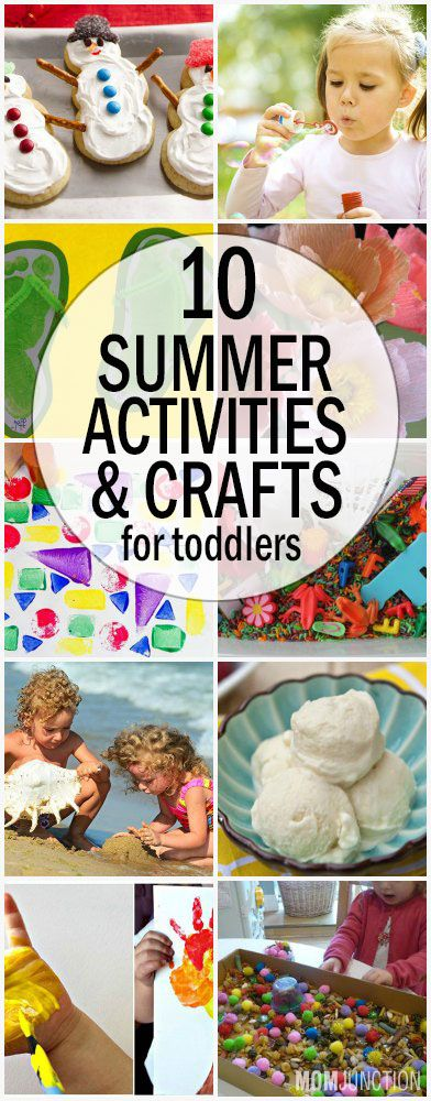 Want to make your toddler learn some interesting outdoor games this summer? Check out here top 10 fun & interesting ideas for summer activities for toddlers