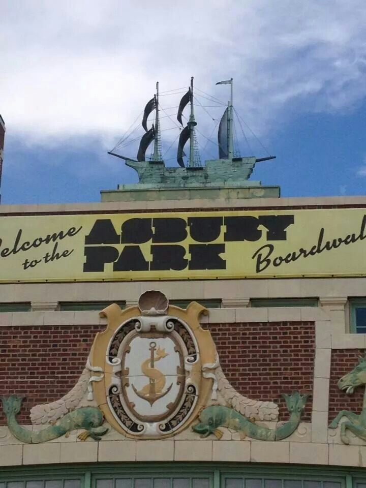 wedding venues asbury park nj%0A Welcome to Asbury Park Boardwalk in NJ  I spent many years down in Asbury  Park NJ