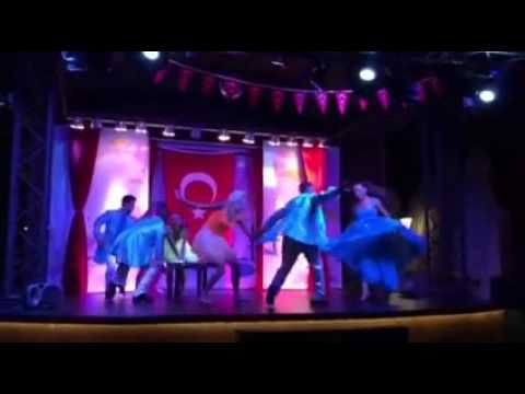Hotel Aqua Night Shows 2015