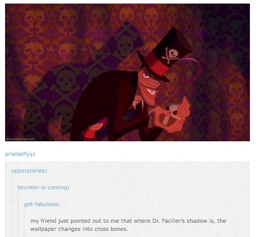 Disney has a lot going on under the hood (27 Photos)