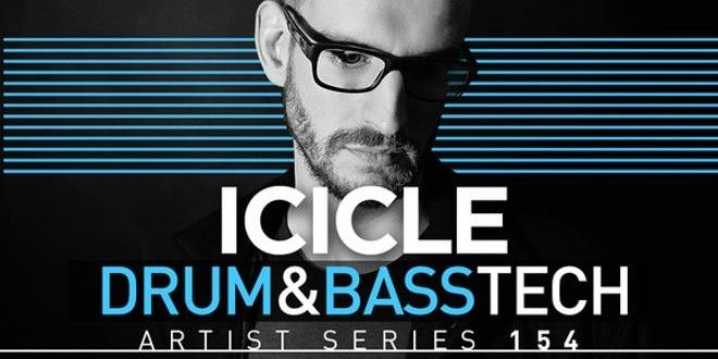 Icicle - Drum and Bass Tech Sample Pack by Loopmasters