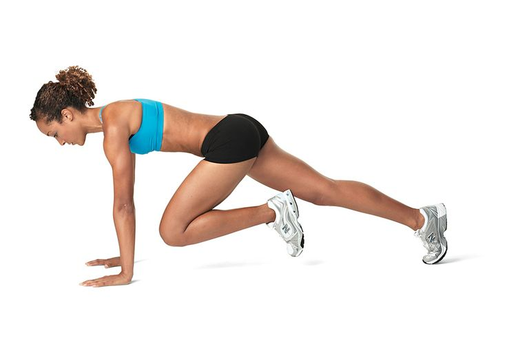 The Six Best Exercises for New Runners