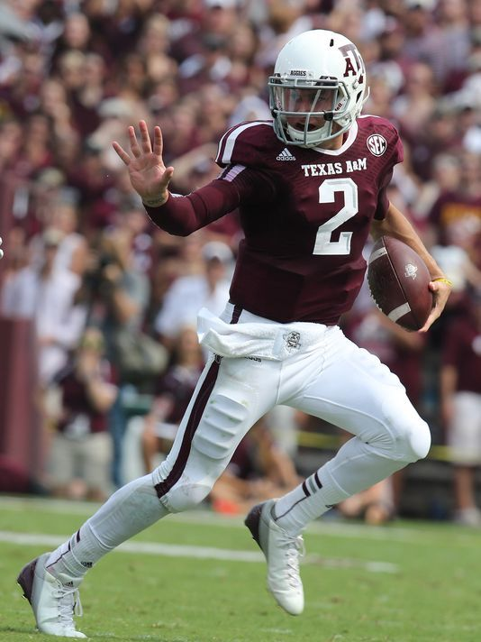 Johnny Manziel giveth, and Johnny Football taketh away