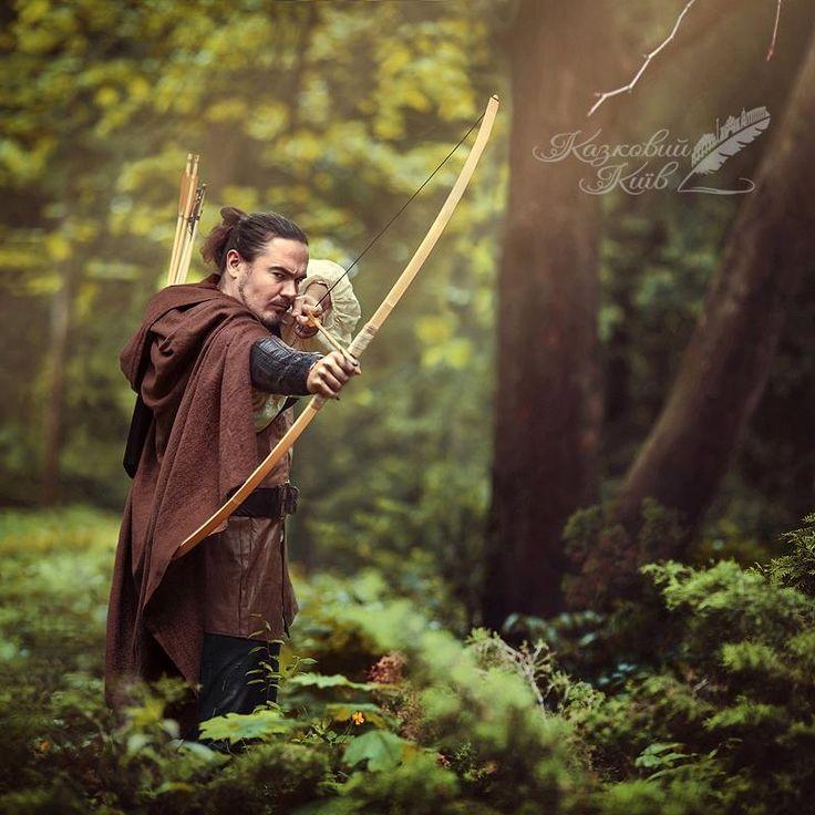 Robin dos Bosques - Umfotógrafo deu vida aos famosos contos defadas