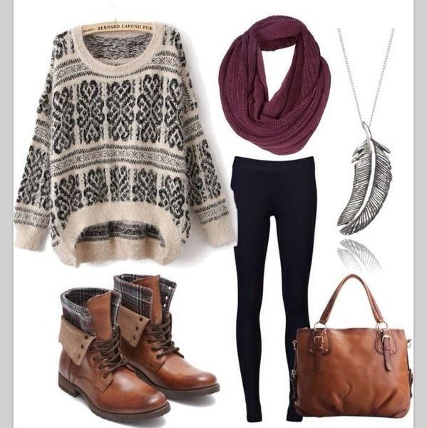 Fall/Winter Outfits! :) | Beautylish
