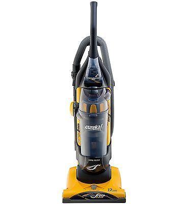 Eureka Vacuum AirSpeed Gold Bagless HEPA-filter Upright Carpet Cleaner | AS1001A