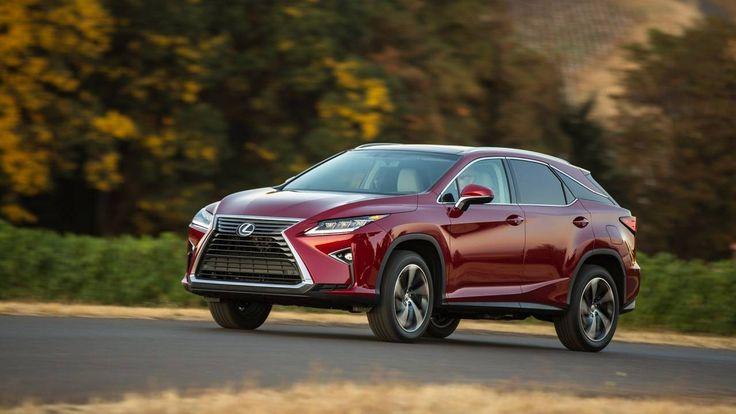 Used 2017 Lexus RX 350 for sale - Pricing & Features | Edmunds