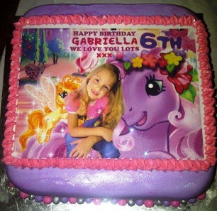Magic Touch Parties - Product - Themed Cakes