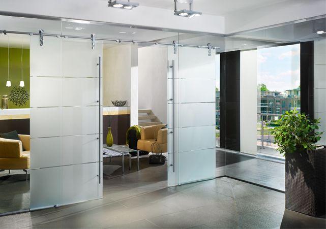 Drzwi szklane Dubiel Glass