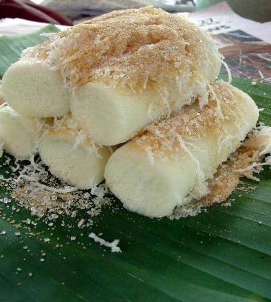 Kue Putu Bambu