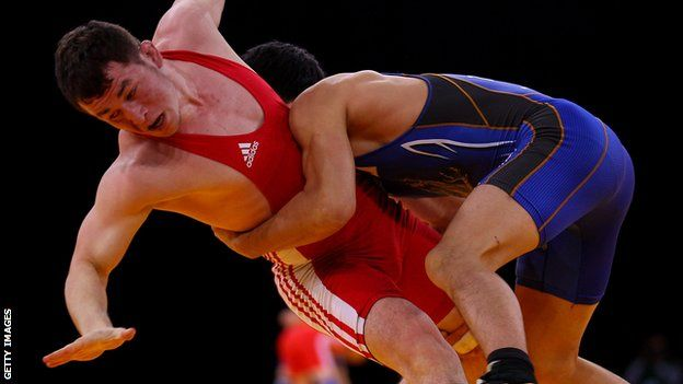 British Wrestling will only be allowed to send one athlete to London 2012 after the British Olympic Association (BOA) reduced their allocation of host-nation berths.