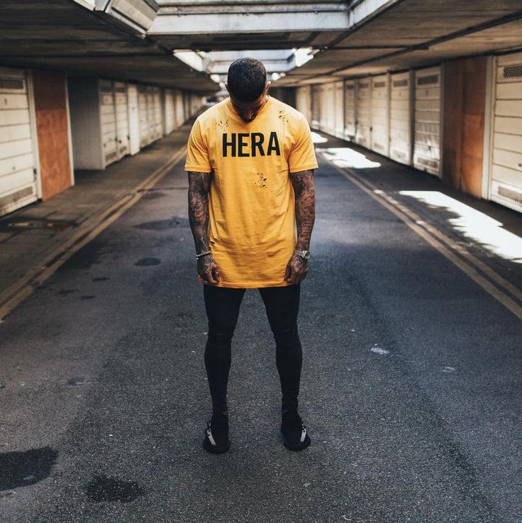 Our Best selling T-Shirt to date. Stand out from the crowd - #hera #heralondon #streetstyle #streetwear #menswear
